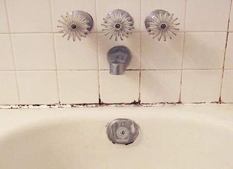 schimmel in de badkamer: oorzaken, gevolgen en oplossingen, Badkamer