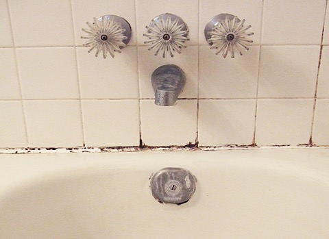 Schimmel in de badkamer oorzaken gevolgen en oplossingen for Nettoyer moisissure mur salle de bain