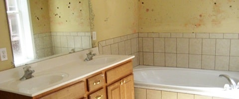 vochtige badkamer oorzaken amp oplossingen