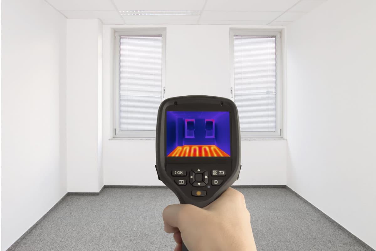 lekdetectiebedrijf vloerverwarming